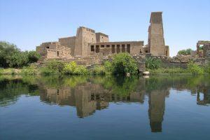 Templo de la diosa Isis - Imágenes de templos de dioses