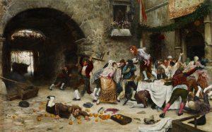 Banquete y gastronomía en la Edad Moderna
