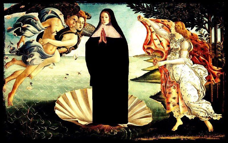 Visión de la mujer del Renacimiento, dama del Renacimiento, mujeres humanistas, mujeres en la literatura renacentista