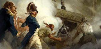 Muerte del almirante Nelson