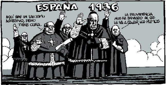 Carta franquista de los obispos españoles de 1936