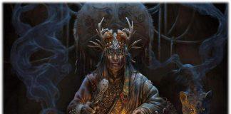 brujos y hechiceros chamanes