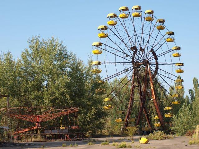 ciudad de chernóbil hoy - chernobyl 2019 pypriat