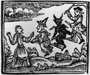 Brujas y brujos
