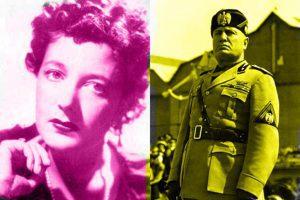 Benito Mussolini y Clara Petacci amantes
