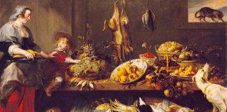 gastronomía en la edad moderna