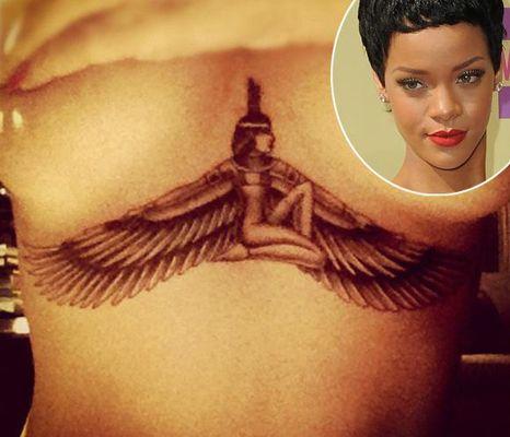 tatuaje isis diosa egipcia