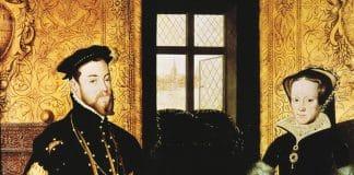 Felipe II y María Tudor