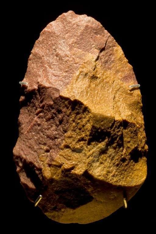 Excalibur Atapuerca bifaz