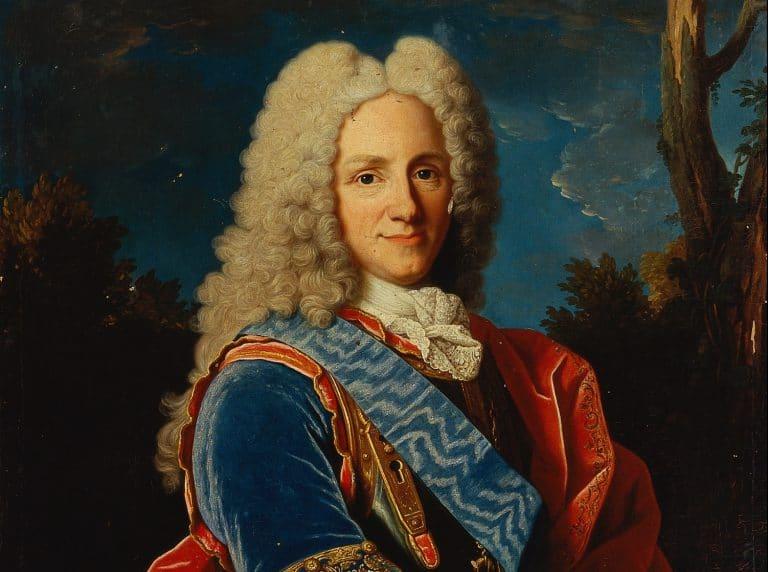 Felipe V, el primer Borbón en España