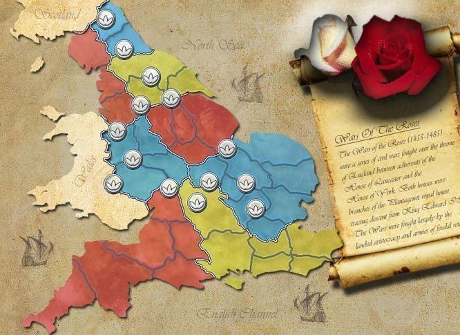 Guerra de las Dos Rosas