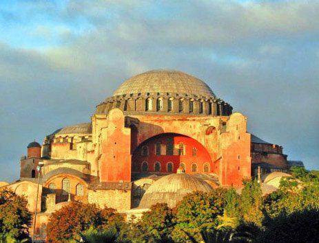 Santa Sofía Constantinopla Alejo I Comneno