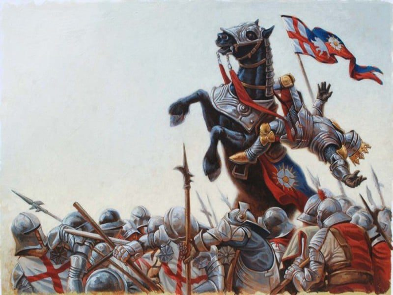 Batalla de Bosworth