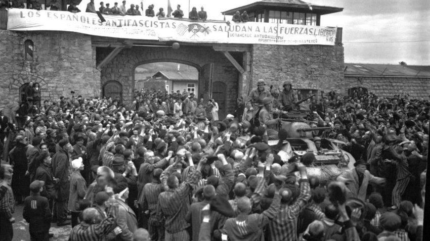 deportados españoles campos nazis refugiados españoles en francia