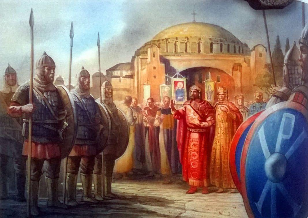 dinastía bizantina comneno