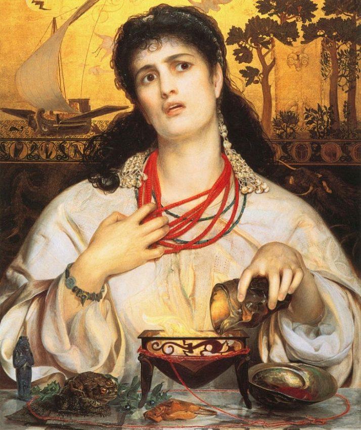 Medea mujer en la Grecia de la Antigüedad
