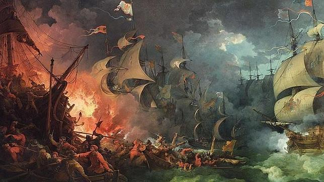 armada invencible española resumen corto derrota