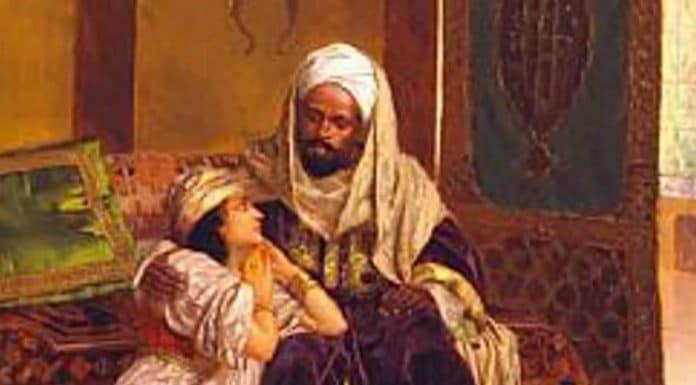 la princesa Wallada y la poesía en al-Andalus