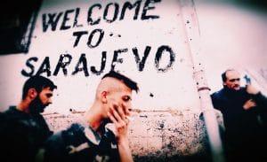 francotiradores Sarajevo