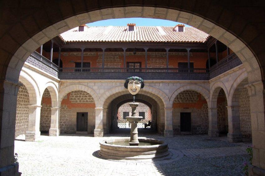 casa de la moneda del Potosí
