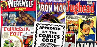 Comic Code Authority autocensura comics Comics Code Authority
