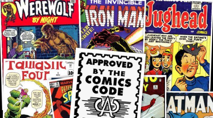 Comic Code Authority autocensura comics Comics Code Authority