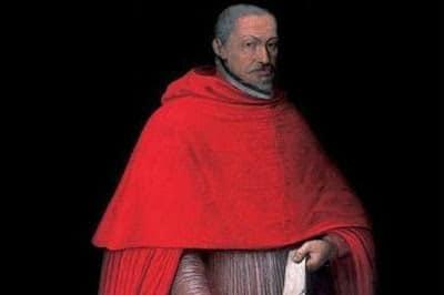 duque de lerma cardenal valido de felipe iii