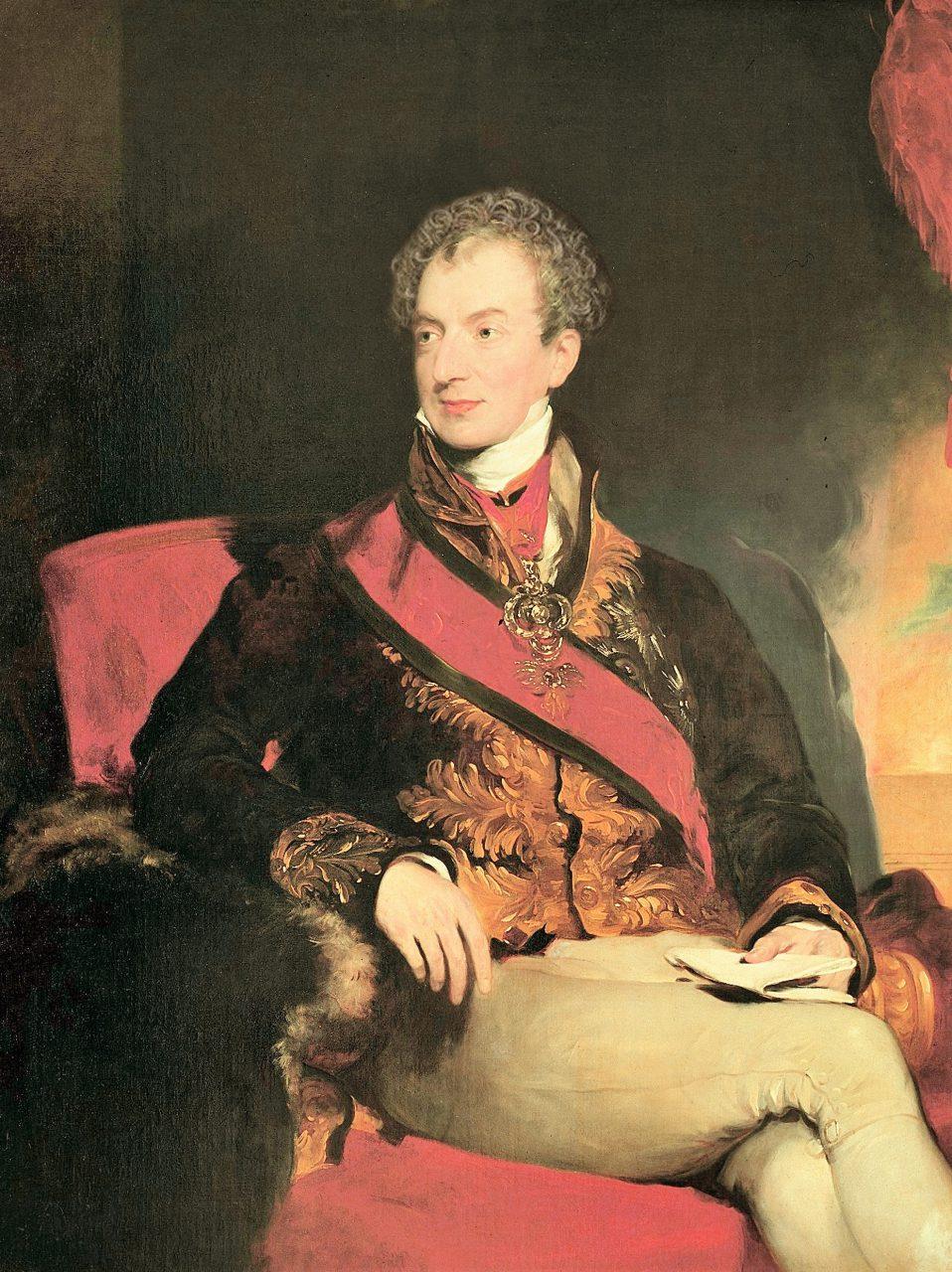 Metternich - Durante las Revoluciones LIberales en Alemania - canciller