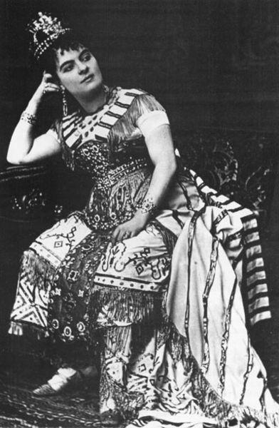 elena sanz cantante de opera amante del rey alfonso xii de españa
