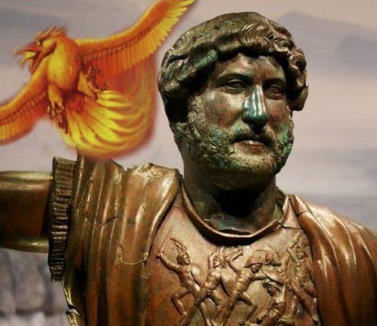 emperador romano adriano anécdotas