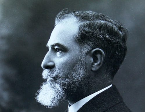 Jose Lázaro Galdiano en 1912.