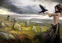 Morrigan-diosa-celta- bad- macha