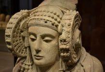 historia y descubrimiento misterio de la dama de elche