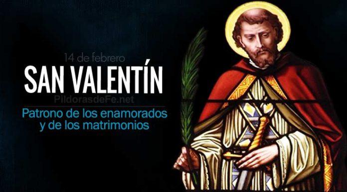 verdadera historia y origen de san valentin santo enamorados 14 de febrero