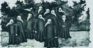 doctores de la peste