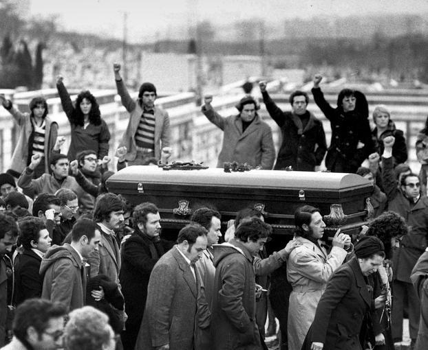 abogados laboralistas asesinados en atocha en 1977 matanza de atocha triple a terrorismo de estado