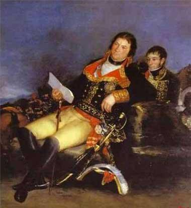 Manuel Godoy. Valido de Carlos IV