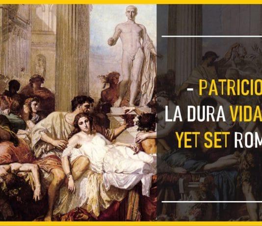 patricios romanos banquetes libertinaje y excesos