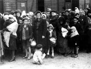 Maternidad durante el holocausto judío y la sociedad nazi