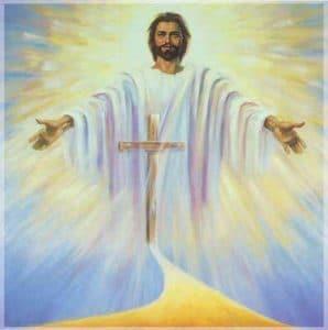 Jesús resucitado y Judás Iscariote