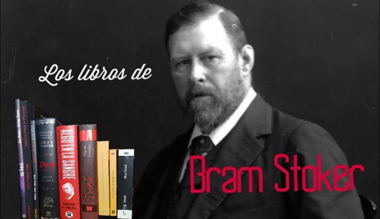 Los libros de Bram Stoker
