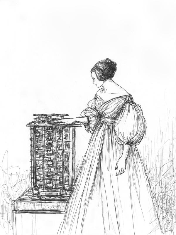 maquina analitica inventor ada lovelace babbage caracteristicas