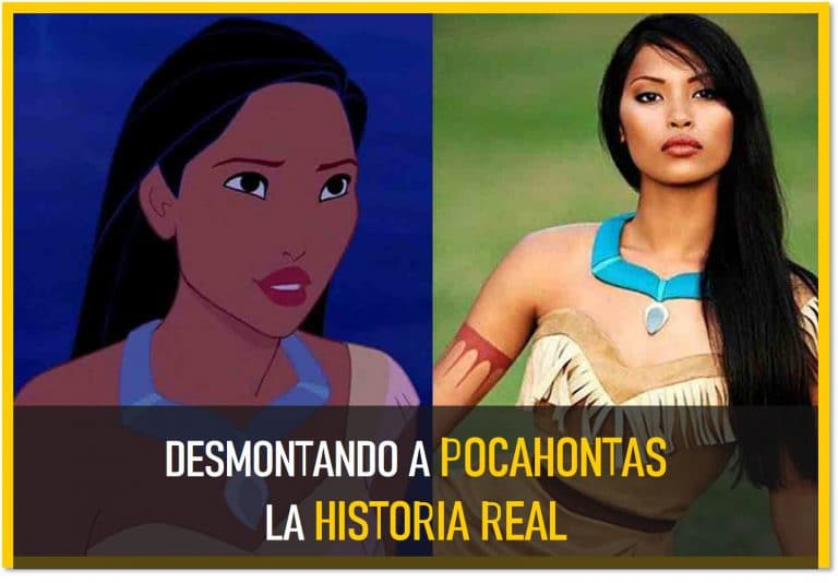 Desmontando a Pocahontas: secuestro, síndrome de Estocolmo, espionaje y posible pederastia