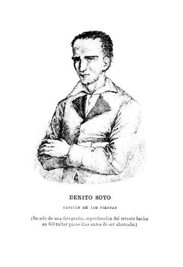 Dibujo de Benito Soto Aboal