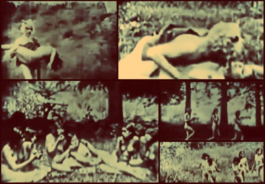 El Satario stag film primera película porno