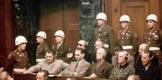 JUICIOS-DE-NUREMBERG altos cargos nazis segunda guerra mundial