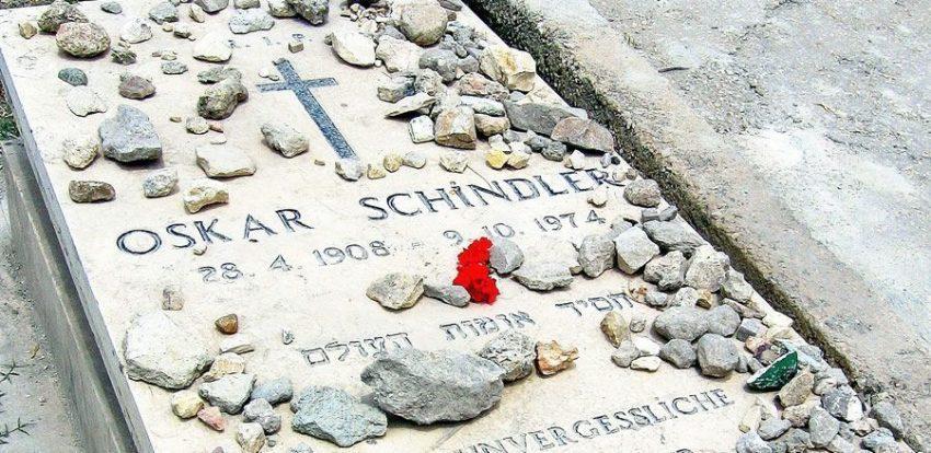 Oskar-Schindler-tumba
