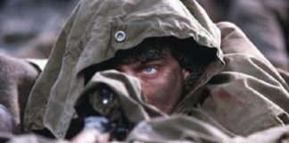 Vasily Zaitsev francotirador de Stalingrado película