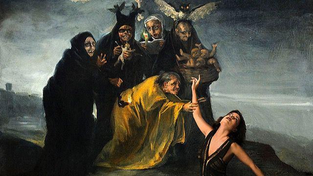 brujas de Goya