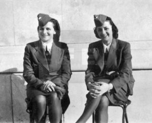 Mujeres Auxiliares de vuelo del ejército alemán madrinas de guerra cartas desde el frente
